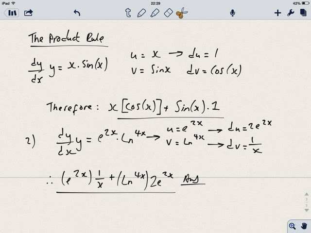 aeronautical engineering   students differential calculus examples