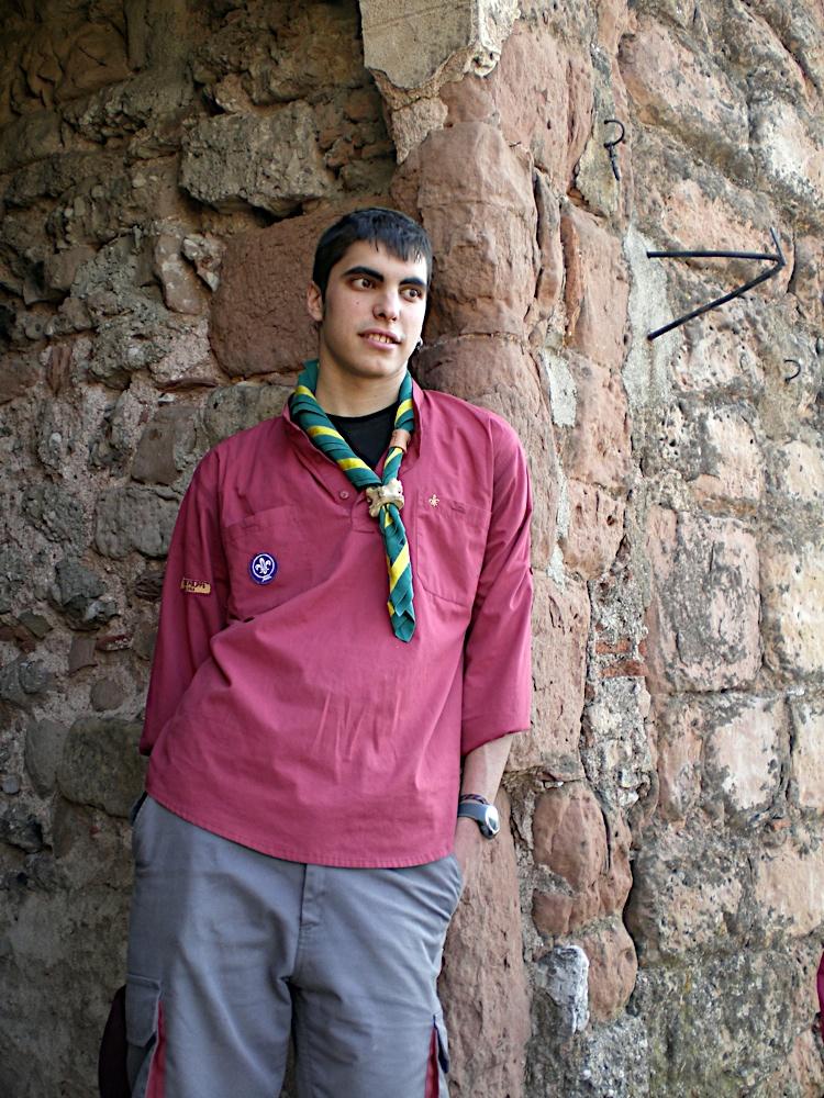 Sortida Sant Salvador de les espasses 2006 - CIMG8254.JPG