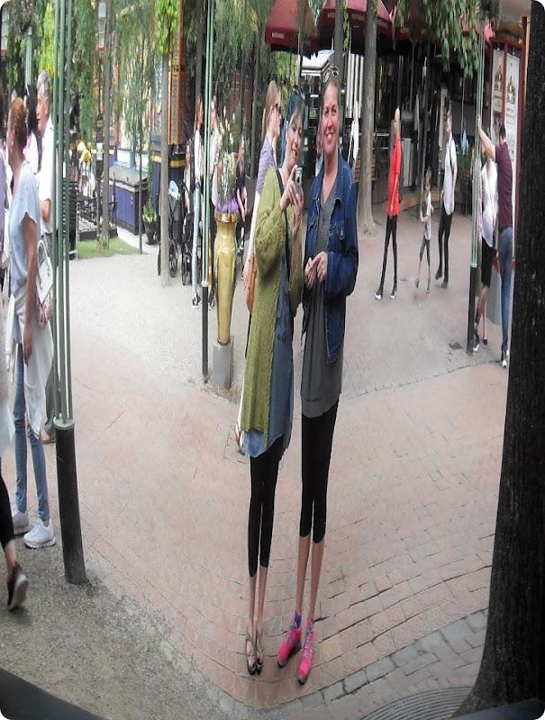 Sjov med spejle