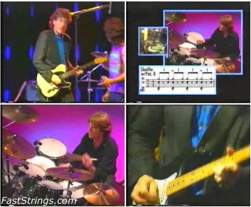 Tom Brechtlein - Blues Drums