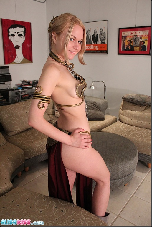Alisa Kiss - Slave Leia_622921-0010