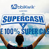 (New Method) MobiKwik - Trick to Use 100% SuperCash in Single Transaction Using FastTicket App