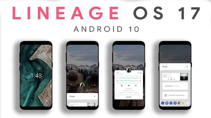 Samsung Galaxy S8, Android 10/LineageOS 17 Kurulumu