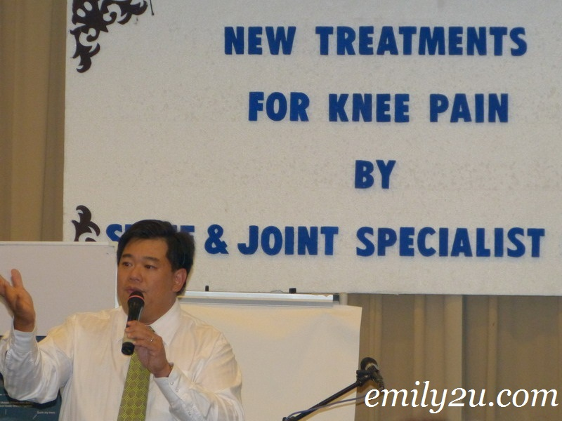 new treatments for knee pain