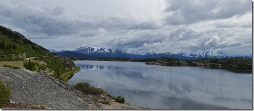 Summit Lake, B.C., Klondike Highway