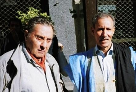 Muere el coronel de infantería y defensor de la causa saharaui Javier Perote Pellón.