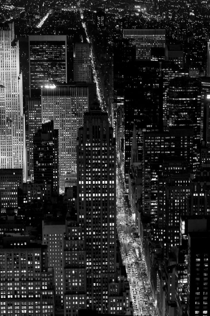 Electric Avenue di Andrea Izzotti