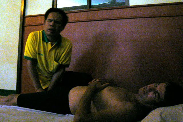 gay massage surprise