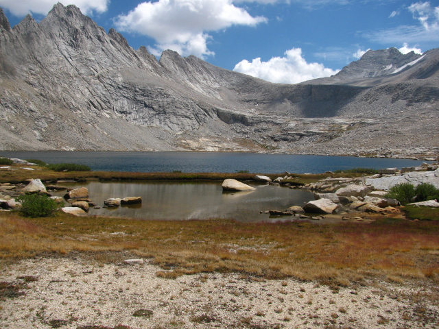 Wallace Lake and local pond
