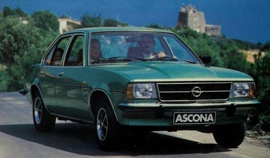 opel_ascona_sedan_green_1980