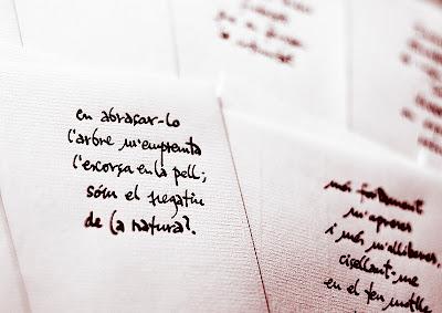 petjades obagues, llibre de poemes