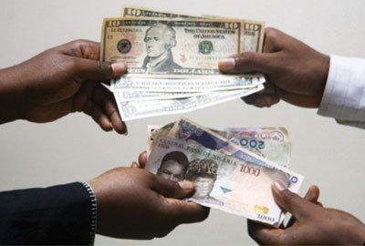 Naira bounce back against dollar at parallel market