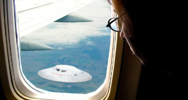 The Flying Saucer From Mars And Cda