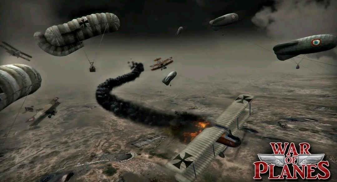 لعبة طائرات war planes