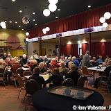 Toneelgroep PJC speelt 'Achter de geraniums' voor Zonnebloem - Foto's Harry Wolterman