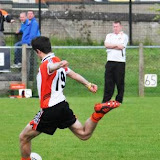 Shield v Aghagallon