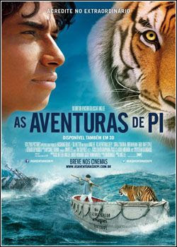 Download – As Aventuras de Pi – DVDScr AVI Dual Áudio + RMVB Dublado