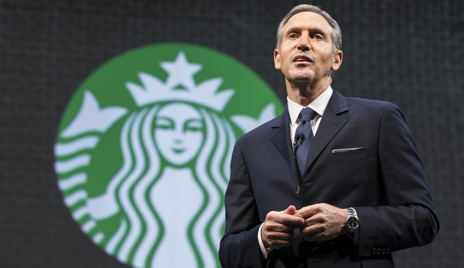 Howard Schultz (Starbucks): Inspiring Success Story