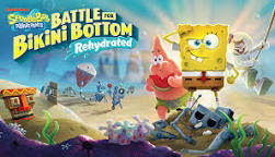 Coming Soon ! Spongebob Squarepants : Battle For Bikini Bottom Rehydrated Hadir Di Android Dan Ios !