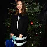 WWW.ENTSIMAGES.COM -     Louise Thompson         Made In Chelsea - perfume launch party at Raffles, 287 Kings Road, London December 9th 2013                                             Photo Mobis Photos/OIC 0203 174 1069