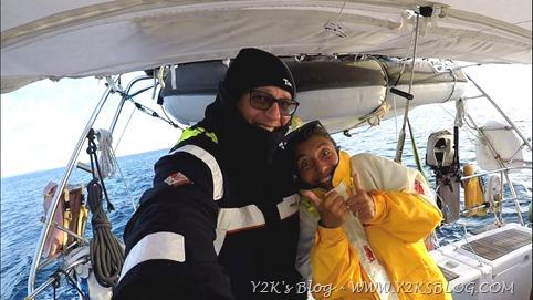 La nostra rotta da Tonga a Minerva Reef Nord