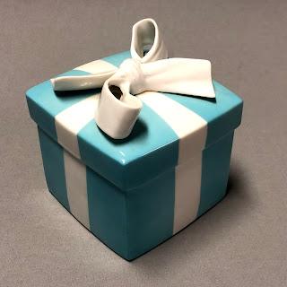 Tiffany & Co. Porcelain Gift Box