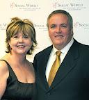 Vicki and Al McDonald