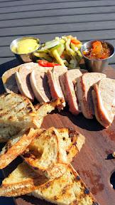 Country Style Pork Pâté at Altabira City Tavern