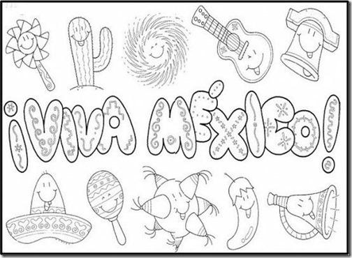 colorear mexico  (5)