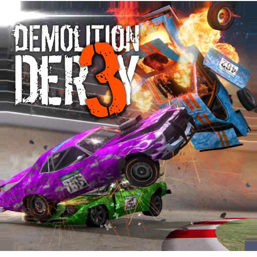 Demolition Derby 3 APK Cracked Download