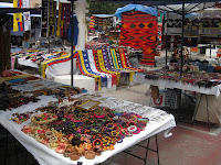 Otavalos gigantic weekly market