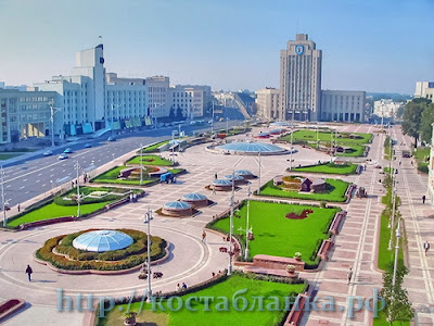 Minsk, Минск, Беларусь, КостаБланкаРФ