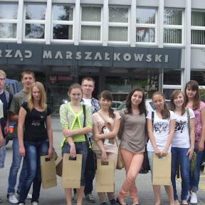 Lekcja samorządności - z wizytą w Urzędzie Marszałkowskim