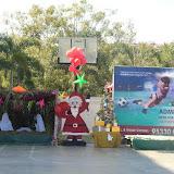 Christmas season in Akshara International School.