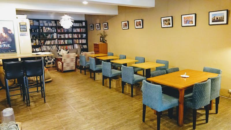 芭蕾咖啡 Cafe Ballet 主要座位區.JPG