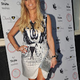 OIC - ENTSIMAGES.COM - Denise Van Outen at the Style for Stroke T-shirt - launch party in London 13th May 2015  Photo Mobis Photos/OIC 0203 174 1069