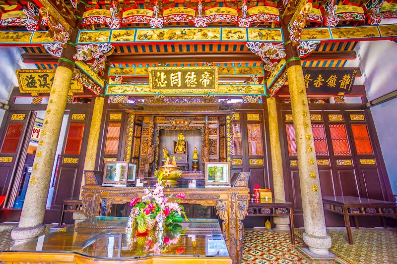 ペナン 潮州寺院2