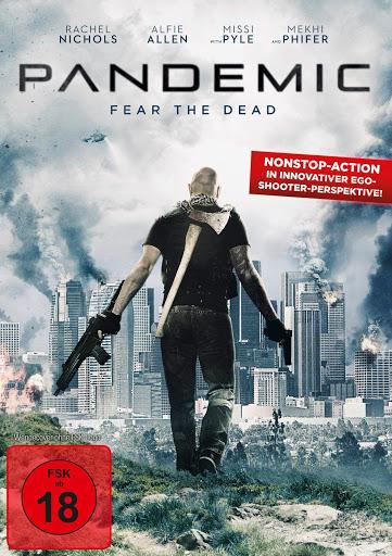 Pandemic (2016) หยุดวิบัติ ไวรัสซอมบี้