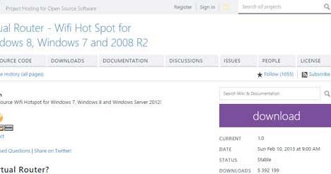 Grâce à l'Anniversary Update de Windows 10, c'est facile. Cliquez sur le bouton Démarrer puis sur Paramètres. Cliquez sur Réseau et Internet. Dans la colonne de gauche, cliquez sur Point d'accès sans fil mobile. Activez l'option Partager ma connexion Internet avec d'autres appareils. Cliquez ensuite sur Modifier.