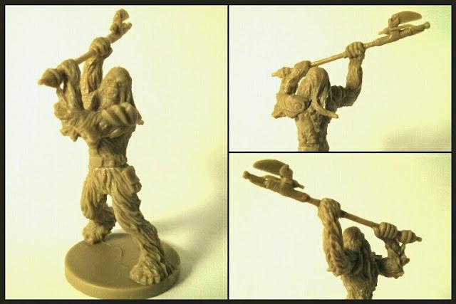 GAARKHAN, el Wookie