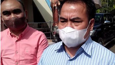 Bupati Aron Sesalkan Aksi Anarkis Pendemo PETI di Mahap
