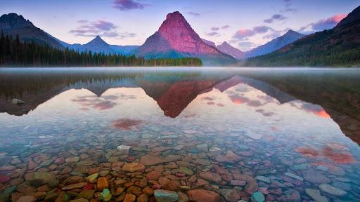 Two Medicine Lake, Glacier National Park, Montana.jpg