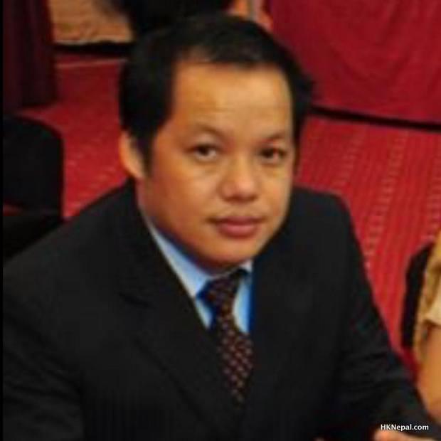 एनआरएन मलेसियाका अध्यक्ष राईसंग कुराकानी