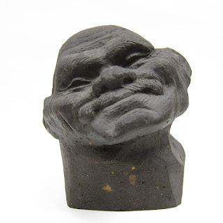 Hassan Heshmat Signed Sculpture
