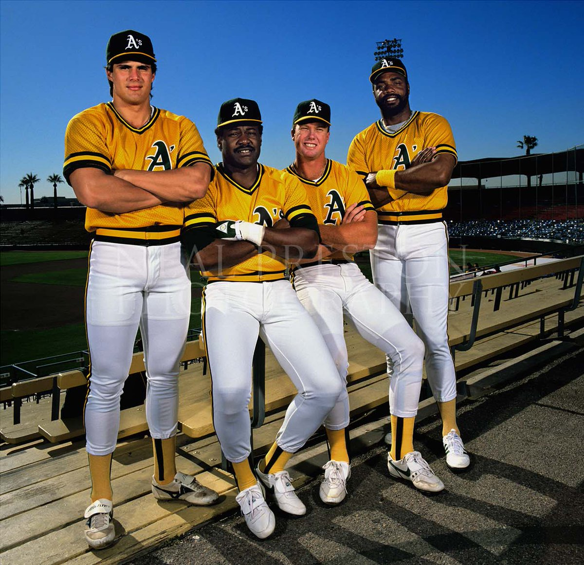 various colors 6f7b4 e5cbc The Ultimate Baseball Look: 1988 Oakland Athletics