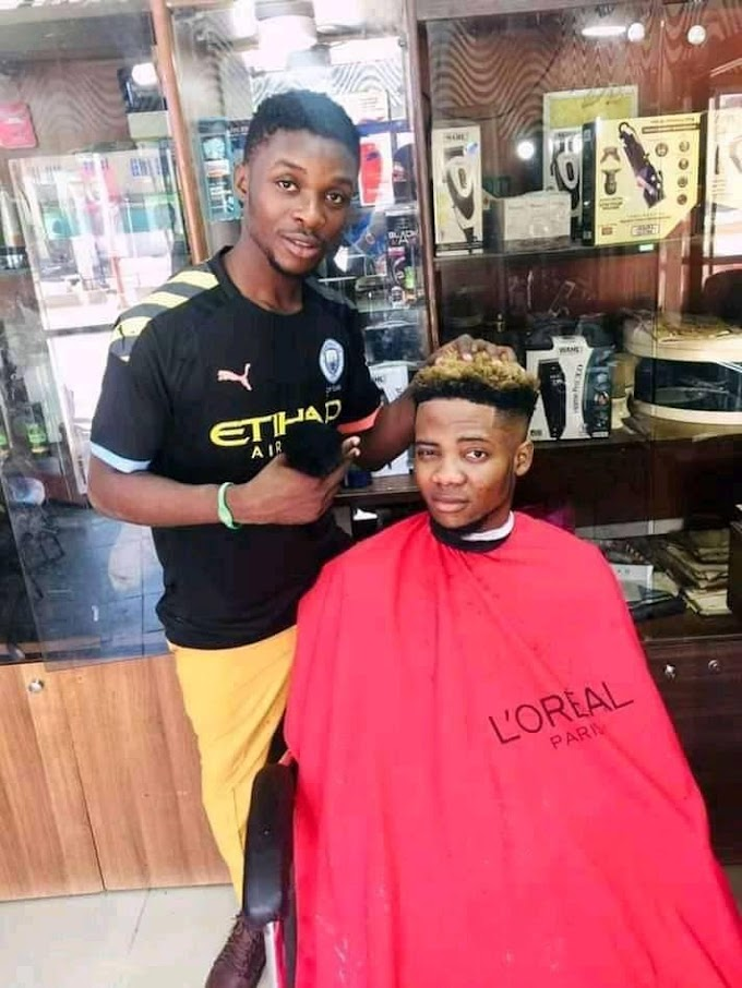 Young Benue barber reportedly arrested in Kano for blasphemy after he gave customers haircuts that allegedly 'insults Islam'
