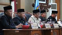 DPRD Kota Tegal Tetapkan Perda RPJMD 2019-2024 dan APBD Perubahan 2019