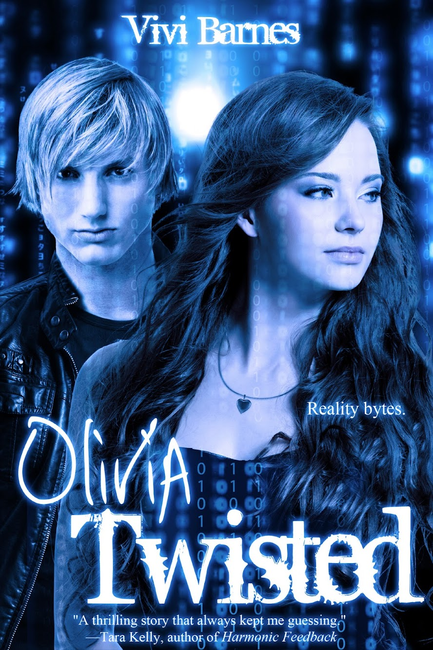 COVER REVEAL: Olivia Twisted by Vivi Barnes