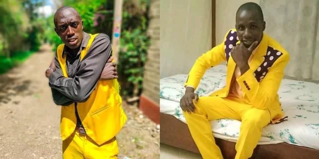 Geoffrey Magembe, a Kisii-based gospel musician photo