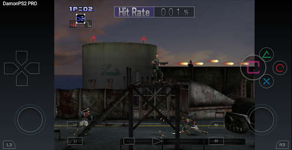 damon ps2 pro playstation2 emulator psp ppsspp emulator